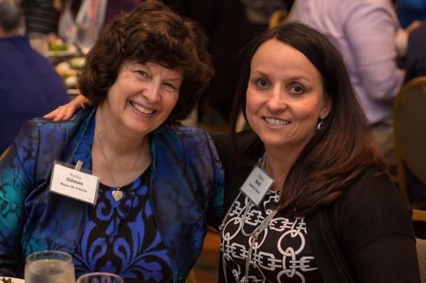 Nancy Gilman, community outreach, winner