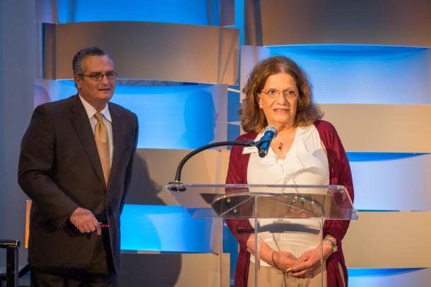 Deborah Krajick, researcher, honoree